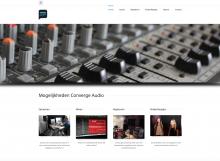 Website Converge Audio